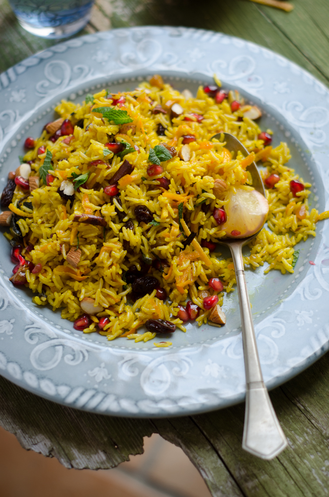 Jewelled rice 11