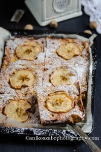 Apple Brownies