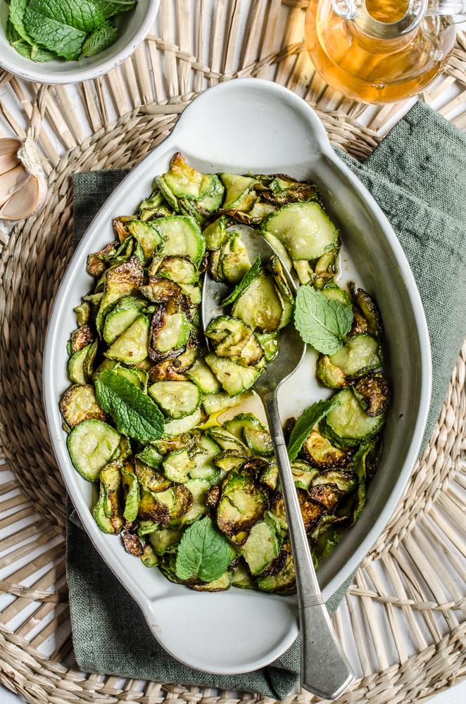 Zucchini Week: Zucchine alla scapece