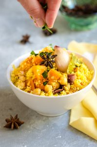 Couscous autunnale