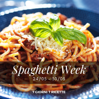Spaghetti Week